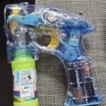 Zest 4 Toyz Battery Operated Bubble Shooter Gun-Bubble shooter gun-By amarjeet