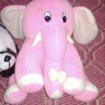 Deals India Rabbit And Elephant Soft Toys-Rabbit and elephant combo-By dharanirajesh16
