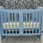 Babyhug Compacto 3 in 1 Cot Rocker Cum Study Table-Baby hug rocker cum cot-By dharanirajesh16