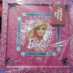 Barbie Wooden Carrom Board-Barbie carrom board-By amarjeet