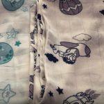 Kaarpas Premium Organic Cotton Muslin Baby Wrap Swaddle  Pack-Swaddle pack-By amarjeet