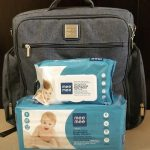 Mee Mee Backpack Style Diaper Bag-Mee Mee diaper bag-By chithrasara