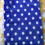 Babyhug Large Size Poly Wool All Seasons Blanket Polka Dots-Polka dot blanket-By amarjeet
