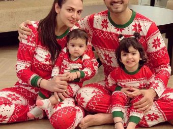 Esha Deol Takhtani Reveals How She And Her Husband, Bharat Takhtani Balance Out Work And Parenting