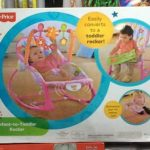 Fisher Price New Infant to Toddler Rocker-Cozy sleeper-By jayasree0806