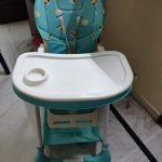 R for Rabbit Marshmallow Smart High Chair-Cool meals-By jayasree0806