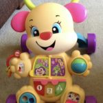 Fisher Price Learn With Puppy Walker-Fisher price puppy walker-By chithrasara