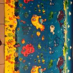 Fab-N-Funky Baby Playmat Beach-Beach theme play mat-By dharanirajesh16