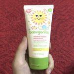 Babyganics Mineral Based Sunscreen - SPF 50+-Babyganics Mineral Based Sunscreen-By kalyanilkesavan