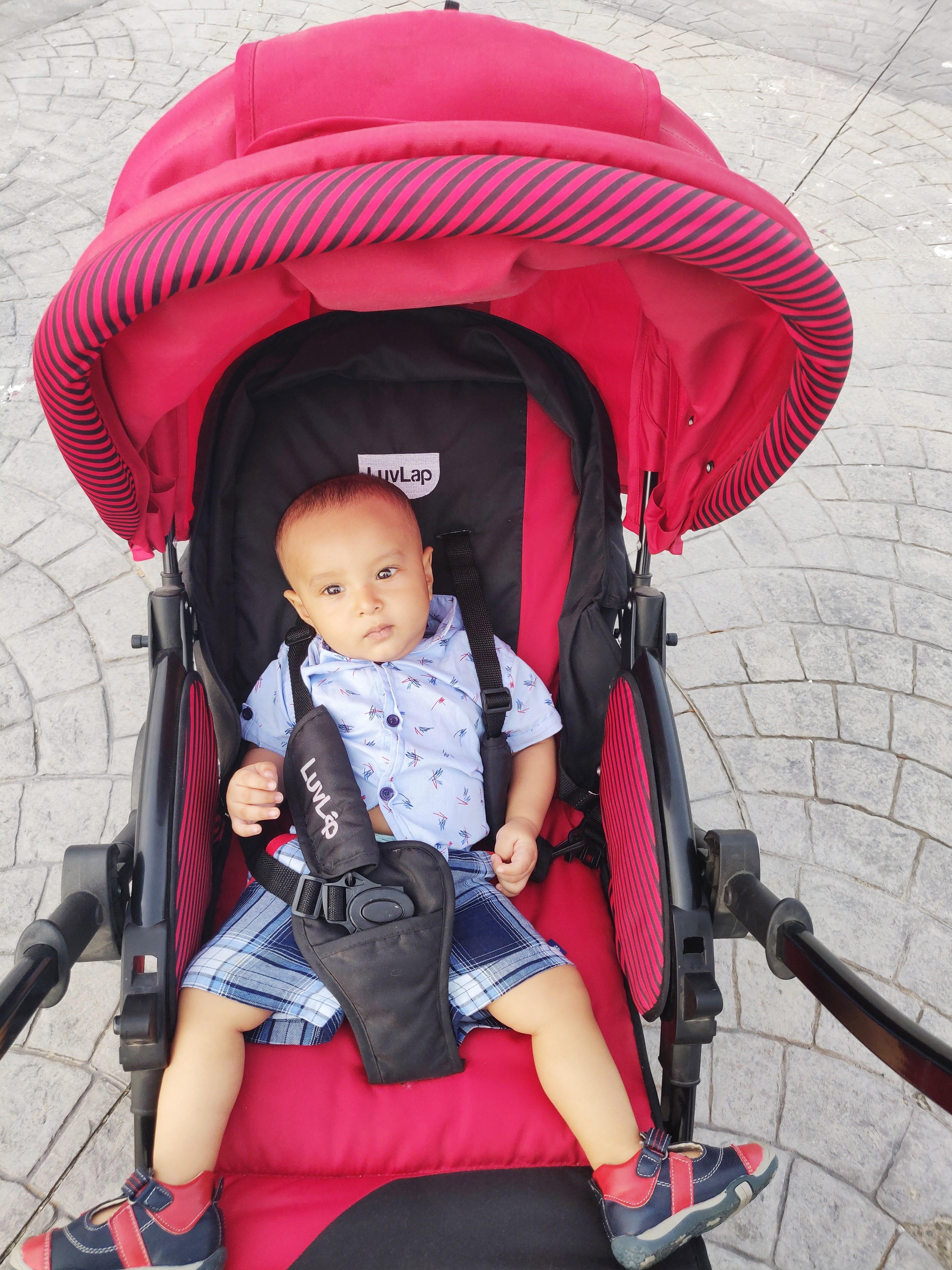 LuvLap Galaxy Baby Stroller-Good and helpful-By sabina