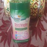 Zandu StriVeda Satavari Lactation Supplement-Zandu Striveda Supplement-By yumyumdivyam