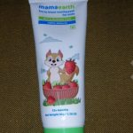Mamaearth Baby's Natural Berry Blast Toothpaste-Best toothpaste for baby-By sakshi116