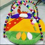 Ole Baby Twist And Fold Tortoise Shape Play Gym-Ole Baby Twist And Fold Tortoise Shape Play Gym-By rajeswaritcode