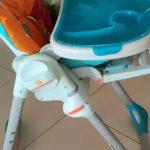R for Rabbit Marshmallow Smart High Chair-R for Rabbit Marshmallow Smart High Chair-By rajeswaritcode