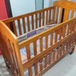 Babyhug Merlino Wooden Cot Cum Bed-Nice cot cum bed-By sameera_pathan