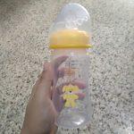 Mee Mee Polypropylene Eazy Flo Premium Feeding Bottle-Nice bottle-By sameera_pathan