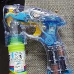 Zest 4 Toyz Battery Operated Bubble Shooter Gun-Good gun-By