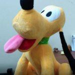 Disney Pluto Soft Toy-Nice pluto-By sameera_pathan