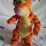 Disney Tigger Plush Toy-Cute tiger-By