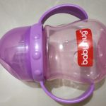 Babyhug Bubble Anti-Colic Feeding Bottle With Handles-Nice bottle-By sameera_pathan