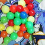 Webby Plastic Balls Set-Nice ball set-By sameera_pathan