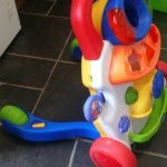 Chicco Baby Activity Walker-Nice chicco Walker-By