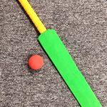VibgyorVibes Soft Foam Cricket Bat & Ball Set-Nice cricket set-By sameera_pathan