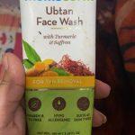 Mamaearth Ubtan Facewash For Tan Removal-Nice facewash-By sameera_pathan