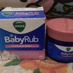Vicks Baby Rub Soothing Ointment-Nice Vick balm-By