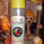 Biotique Berry Mommy and Baby Bubble Bath-Nice bubble bath-By