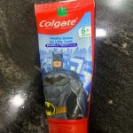 Colgate My First Toothbrush and Toothpaste Starter Kit-Nice combo of toothpaste and toothbrush-By sameera_pathan