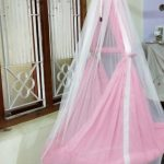 VParents Baby Swing Cradle with Mosquito Net and Spring-Nice swing-By sameera_pathan