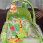 Fab-N-Funky Baby Rocker With Toy Bar-Nice rocker with toy-By