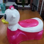 Babyhug Duckling Potty Chair-Duck chair-By