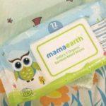 Mamaearth  Organic Bamboo Based Baby Wipes-Nice wipes-By sameera_pathan