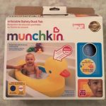 Munchkin White Hot Inflatable Safety Duck Tub-Nice duck tub-By sameera_pathan
