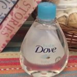 Baby Dove Rich Moisture Massage Oil Hair to Toe-Nice oil from dove-By sameera_pathan