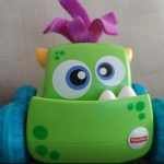 Fisher Price Press N Go Monster Truck-Nice truck-By