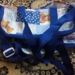 Disney Mickey Mouse Design Diaper Bag With Changing Mat-Nice Disney Mickey mouse diaper bag-By