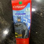 Colgate My First Toothbrush and Toothpaste Starter Kit-Nice toothbrush n toothpaste kit-By