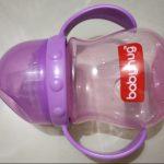 Babyhug Bubble Anti-Colic Feeding Bottle With Handles-Nice bottle-By