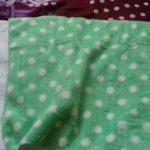 Babyhug Large Size Poly Wool All Seasons Blanket Polka Dots-Nice polka dot blanket-By sameera_pathan