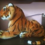 Deals India Stuffed Tiger And Caterpillar Combo-Cute combo-By