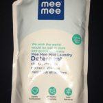 Mee Mee Mild Baby Liquid Laundry Detergent-Nice mee mee detergent-By