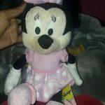 Disney Minnie Mouse Plush Toy-Cute minnie-By sameera_pathan