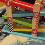 Emob Wooden Car Track Set-Lovely car track-By sameera_pathan