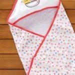 Babyhug Interlock Hooded Wrapper-Nice wrapper-By sameera_pathan