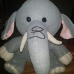 Ultra Elephant Soft Toy-Cute elephant-By sameera_pathan