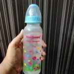 Morisons Baby Dreams Polypropylene Plastic Regular Feeding Bottle-Nice plastic bottle-By sameera_pathan