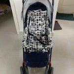 Babyhug Cosy Cosmo Stroller-Nice babyhug stroller-By